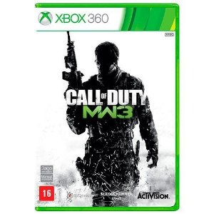 Call Of Duty - Modern Warfare 3 Xbox 360 - Nerd e Geek - Presentes Criativos