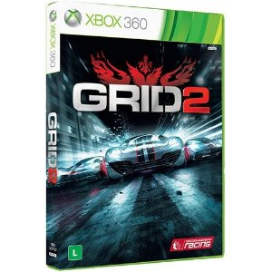 Grid 2 - Xbox 360 - Nerd e Geek - Presentes Criativos