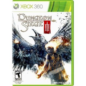 Dungeon Siege 3 - X360 - Nerd e Geek - Presentes Criativos