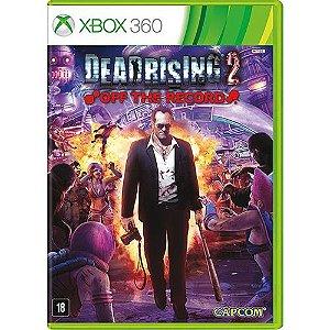 Dead Rising 2: Off The Record - Xbox 360 - Nerd e Geek - Presentes Criativos