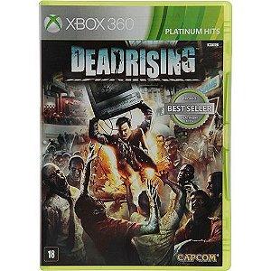 Dead Rising: Platinum Hits - Xbox 360 - Nerd e Geek - Presentes Criativos