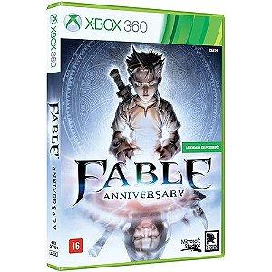 Fable: Anniversary - Xbox 360 - Nerd e Geek - Presentes Criativos