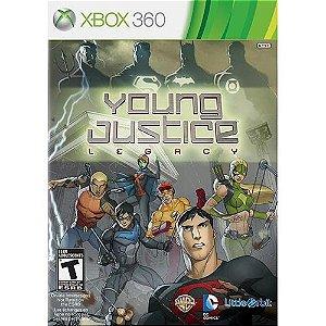 Young Justice - Legacy Maj - Xbox 360 - Nerd e Geek - Presentes Criativos