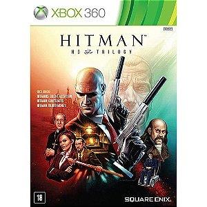Hitman - Hd Trilogy - Xbox 360 - Nerd e Geek - Presentes Criativos