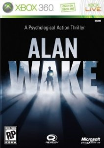 Alan Wake - X360 - Nerd e Geek - Presentes Criativos