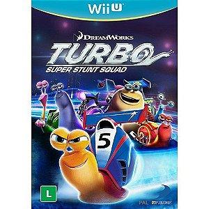 Turbo: Super Stunt Squad - Wii U - Nerd e Geek - Presentes Criativos