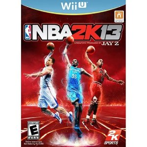 Nba 2K13 - Wii U - Nerd e Geek - Presentes Criativos