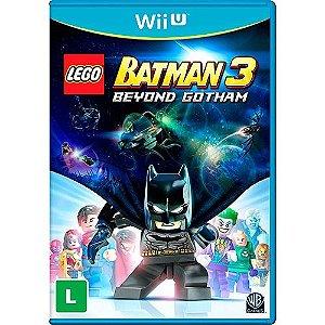 Lego Batman 3 (Versão Em Português) - Wiiu - Nerd e Geek - Presentes Criativos