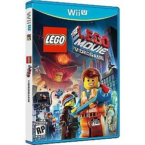 The Lego Movie Br - Wii U - Nerd e Geek - Presentes Criativos