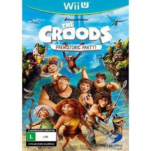 The Croods: Prehistoric Party - Wii U