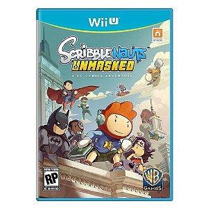 Scribblenauts Unmasked Wii U - Nerd e Geek - Presentes Criativos