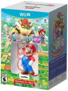 Mario Party 10 Amiibo Super Mario - Wii U - Nerd e Geek - Presentes Criativos