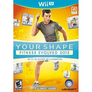 Your Shape 2013 - Wiiu - Nerd e Geek - Presentes Criativos