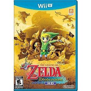 The Legend Of Zelda: The Wind Waker Hd - Wii U - Nerd e Geek - Presentes Criativos