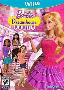 Barbie Dreamhouse - Party - Wii U