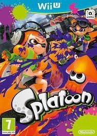 Splatoon - Wii U - Nerd e Geek - Presentes Criativos