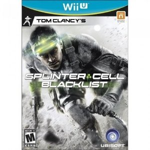 Tom Clancy´S Splinter Cell Blacklist - Wii U - Nerd e Geek - Presentes Criativos