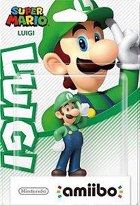 Amiibo: Luigi - Wii U - Nerd e Geek - Presentes Criativos
