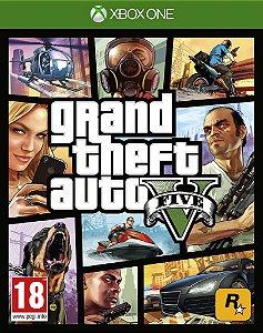 Grand Theft Auto V - Xbox One - Nerd e Geek - Presentes Criativos