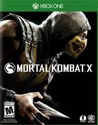 Mortal Kombat X - Xbox One - Nerd e Geek - Presentes Criativos