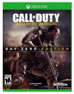 Call Of Duty: Advanced Warfare - Edição Day Zero - Xbox One - Nerd e Geek - Presentes Criativos