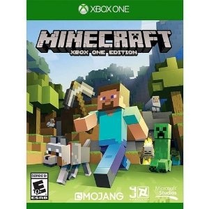 Minecraft - Xbox One - Nerd e Geek - Presentes Criativos