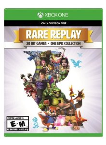 Rare Replay - Xbox One - Nerd e Geek - Presentes Criativos