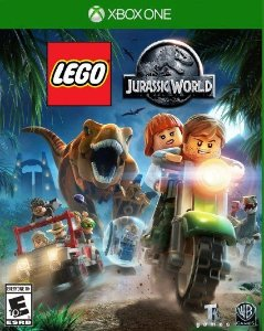 Lego Jurassic World - Xbox One - Nerd e Geek - Presentes Criativos