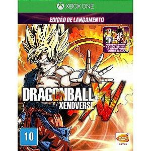 Dragon Ball Xenoverse - Xbox One - Nerd e Geek - Presentes Criativos