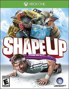 Shape Up - Xbox One - Nerd e Geek - Presentes Criativos