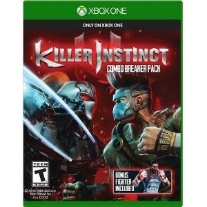 Killer Instinct - Xbox One - Nerd e Geek - Presentes Criativos