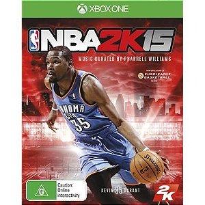 Nba 2K15 - Xbox One - Nerd e Geek - Presentes Criativos