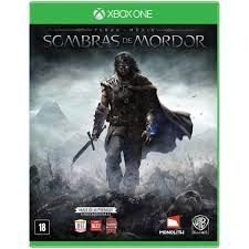 Terra-Média: Sombras De Mordor - Xbox One - Nerd e Geek - Presentes Criativos