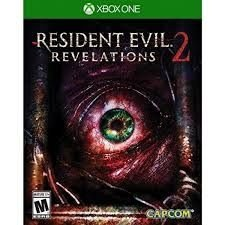 Resident Evil Revelations 2 - Xbox One - Nerd e Geek - Presentes Criativos
