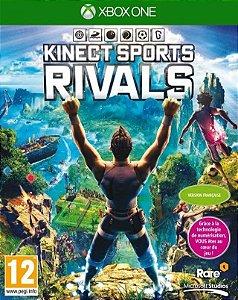Kinect Sports Rivals - Xbox One - Nerd e Geek - Presentes Criativos