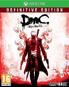 Dmc Devil May Cry: Definitive Edition - Xbox One - Nerd e Geek - Presentes Criativos