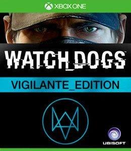 Watch Dogs Vigilante Edition Ubi - Xbox One - Nerd e Geek - Presentes Criativos