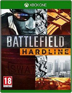 Battlefield Hardline Br - Xbox One