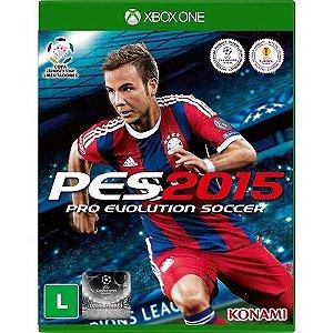 Pro Evolution Soccer 2015 (Bf) - Xbox One - Nerd e Geek - Presentes Criativos
