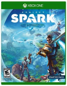 Project Spark - Xbox One - Nerd e Geek - Presentes Criativos