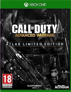 Call Of Duty: Advanced Warfare - Atlas Pro Edition - Xbox One - Nerd e Geek - Presentes Criativos
