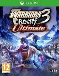 Warriors Orochi 3 Ultimate - Xbox One - Nerd e Geek - Presentes Criativos