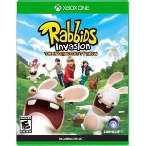 Rabbids Invasion: The Interactive Tv Show - Xbox One - Nerd e Geek - Presentes Criativos
