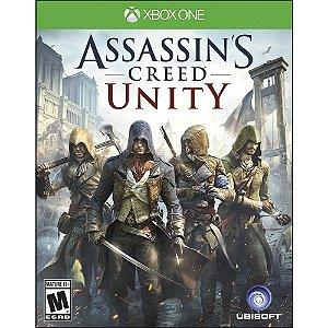 Assassin'S Creed: Unity - Xbox One - Nerd e Geek - Presentes Criativos