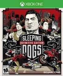Sleeping Dogs: Definitive Edition - Xbox One - Nerd e Geek - Presentes Criativos