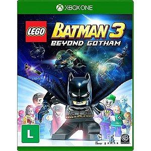 Lego Batman 3 (Versão Em Português) - Xbox One - Nerd e Geek - Presentes Criativos