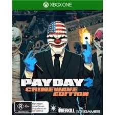 Payday 2: Crimewave Edition - Xbox One - Nerd e Geek - Presentes Criativos