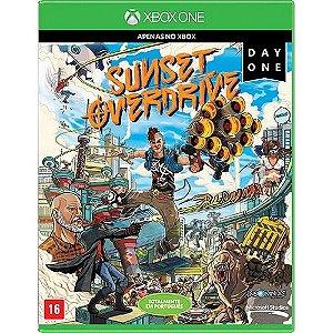 Sunset Overdrive (Day One Edition) - Xbox One - Nerd e Geek - Presentes Criativos