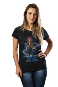 Camiseta The Last Time Lord - Nerd e Geek - Presentes Criativos