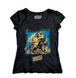 Camiseta Star Power The Koppas Strike Back - Nerd e Geek - Presentes Criativos